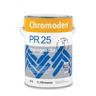 Chromoden prajmer PR 25, Boje-lakovi