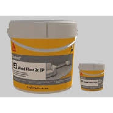 Dvokomponentni epoxy-poliuretansko lepak, Boje-lakovi